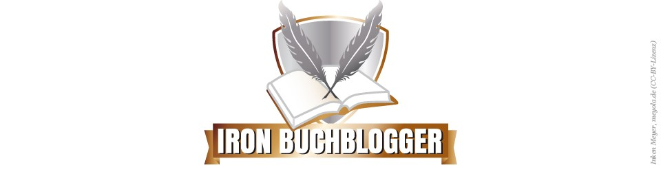 Logo Iron Buchblogger