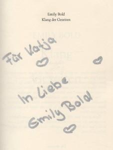 Emily Bold