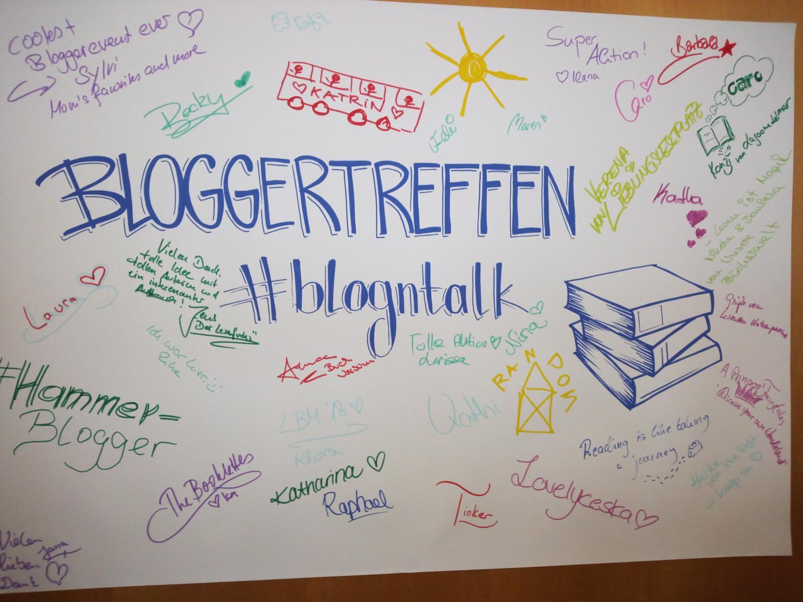 Bloggerwand