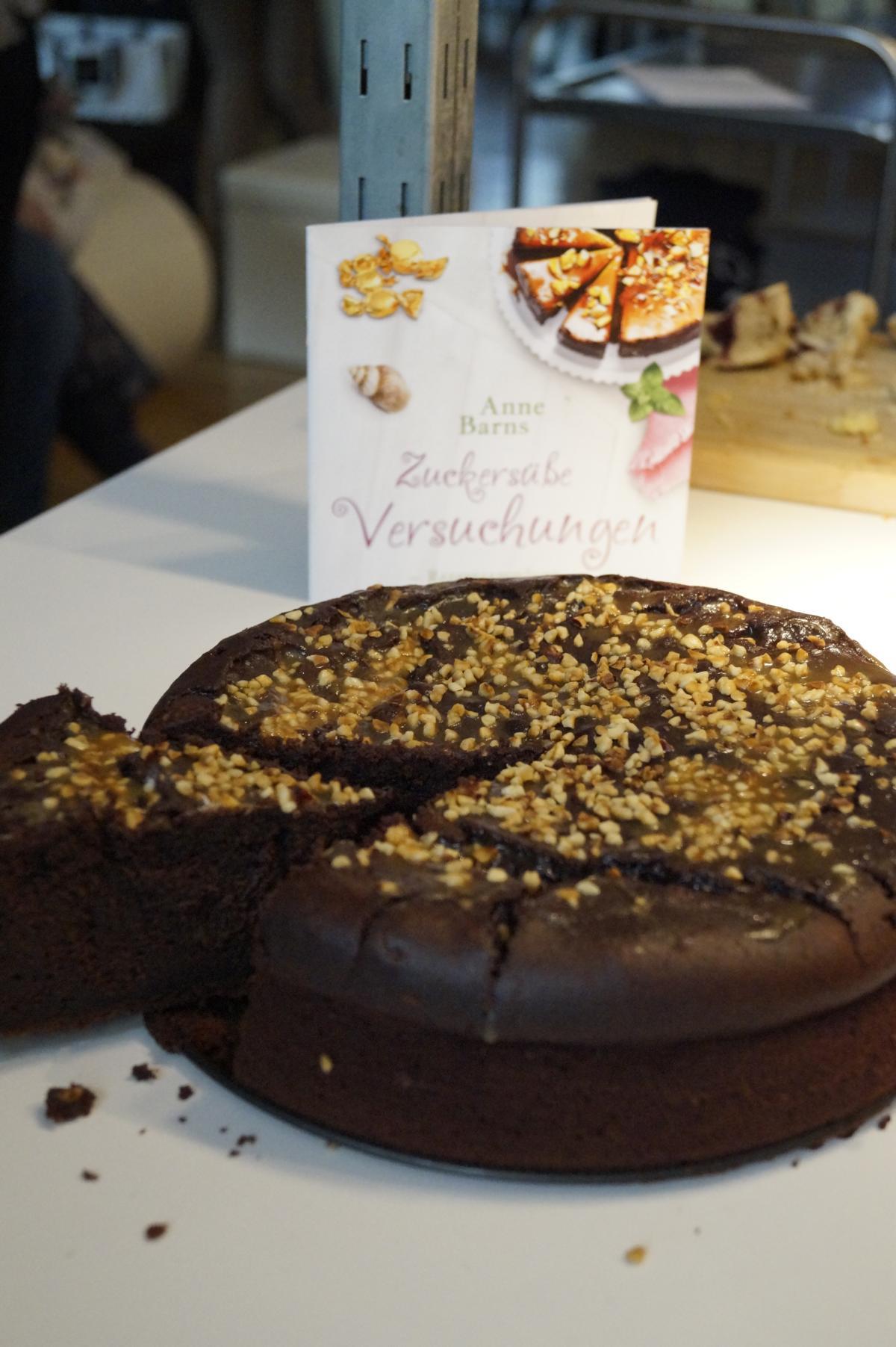 Zartbitte-Kuchen